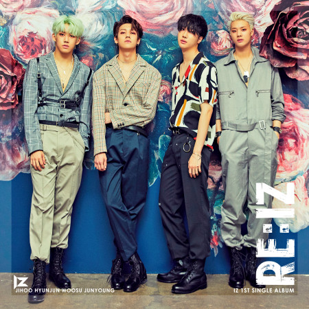 RE:IZ 專輯封面