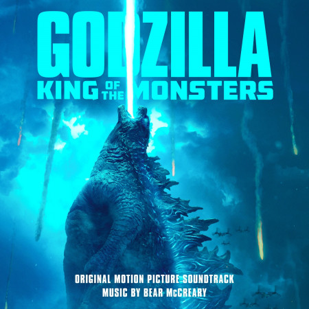 Godzilla: King of the Monsters (Original Motion Picture Soundtrack) 專輯封面