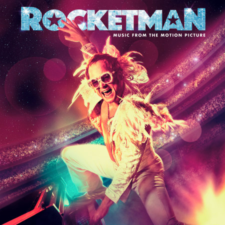 Rocketman (Music From The Motion Picture) 專輯封面