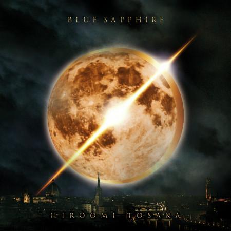 BLUE SAPPHIRE 〜名偵探柯南 紺青之拳 ver.〜 專輯封面