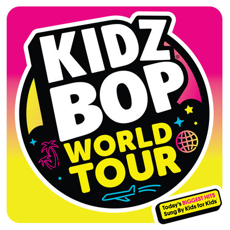 KIDZ BOP World Tour 專輯封面