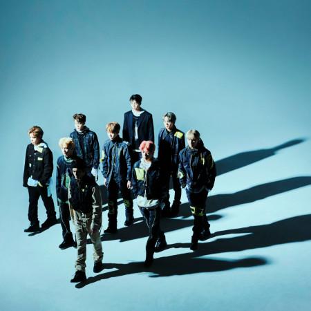 第四張迷你專輯『NCT #127 WE ARE SUPERHUMAN』 專輯封面