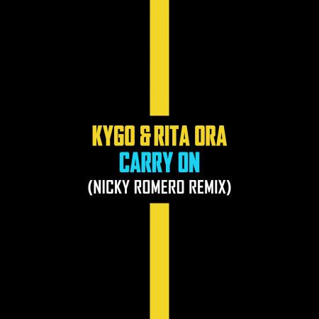 Carry On (Nicky Romero Remix) 專輯封面