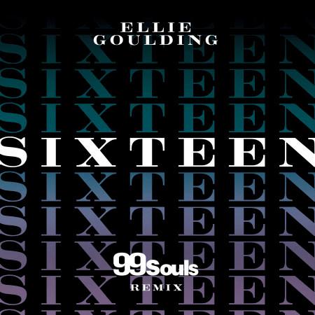 Sixteen (99 Souls Remix) 專輯封面