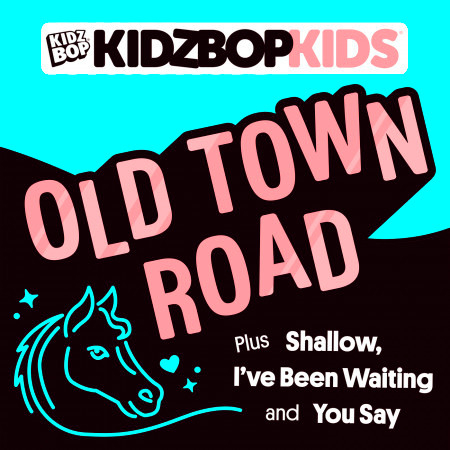 Old Town Road 專輯封面
