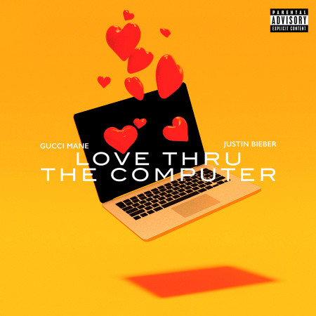 Love Thru The Computer (feat. Justin Bieber) 專輯封面