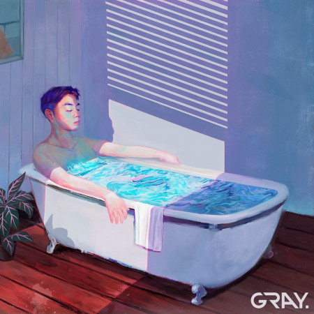 grayground. 01 專輯封面