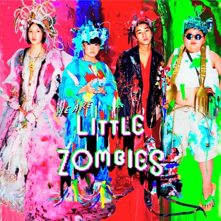 We Are Little Zombies (Original Soundtrack) 專輯封面