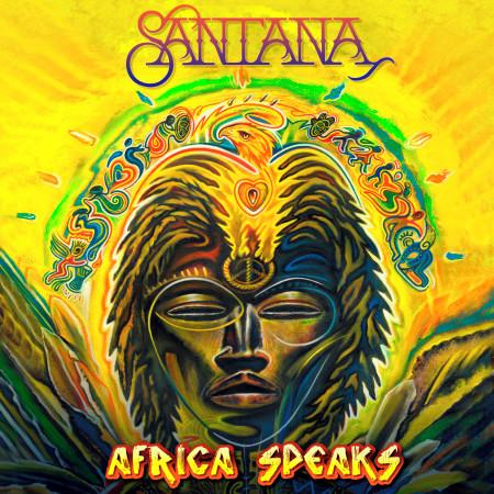 Africa Speaks 專輯封面