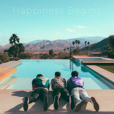 Happiness Begins 專輯封面