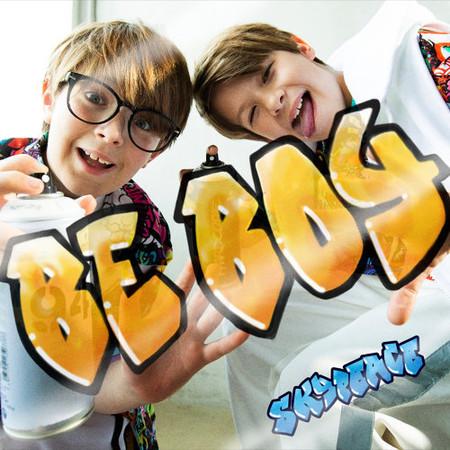 Be Boy 專輯封面
