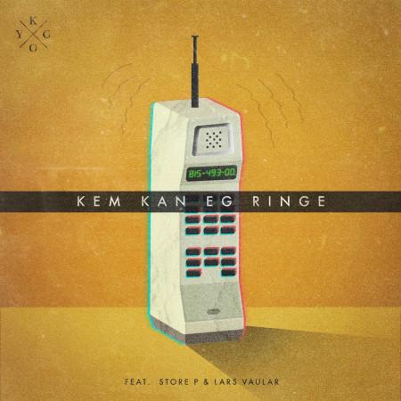 Kem Kan Eg Ringe (feat. Store P & Lars Vaular) 專輯封面