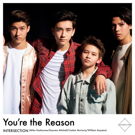 You're the Reason 專輯封面