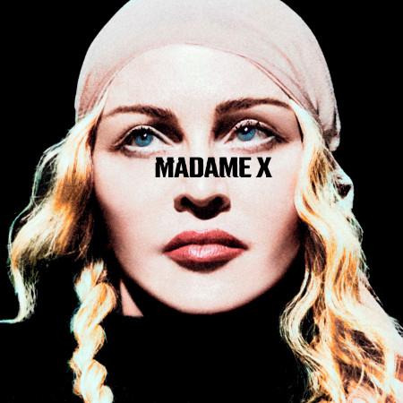 Madame X (Deluxe) 專輯封面