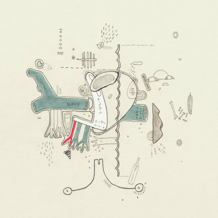 The Modern Leper (from Tiny Changes: A Celebration of Frightened Rabbit's 'The Midnight Organ Fight') 專輯封面