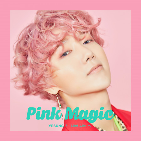 第三張迷你專輯 『Pink Magic』 專輯封面