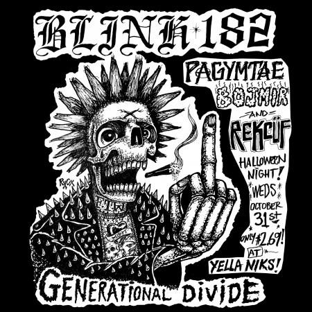 Generational Divide 專輯封面