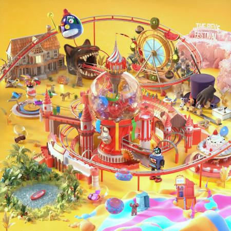 The ReVe Festival' Day 1 專輯封面