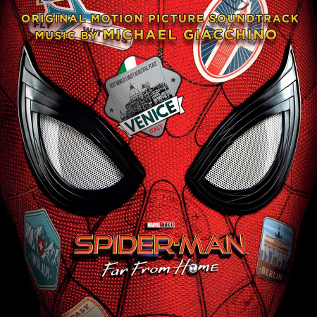 Spider-Man: Far from Home (Original Motion Picture Soundtrack) 專輯封面