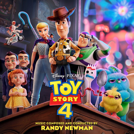 Toy Story 4 (Original Motion Picture Soundtrack) 專輯封面