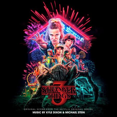 Stranger Things 3 (Original Score from the Netflix Original Series) 專輯封面