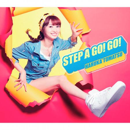 STEP A GO! GO! 專輯封面