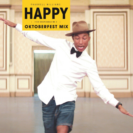 Happy (Oktoberfest Mix) 專輯封面