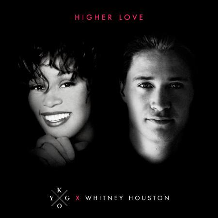 Higher Love 專輯封面