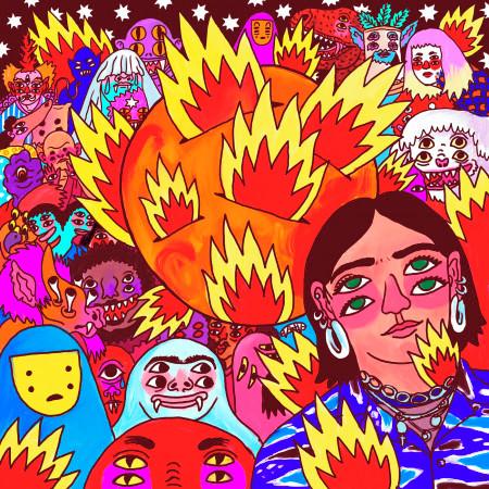FIRE ON MARZZ 專輯封面