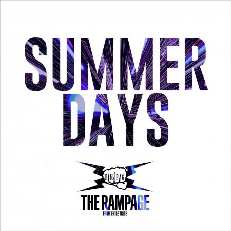 SUMMER DAYS 專輯封面