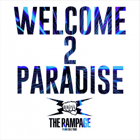 WELCOME 2 PARADISE 專輯封面