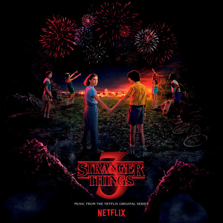 Stranger Things: Soundtrack from the Netflix Original Series, Season 3 專輯封面