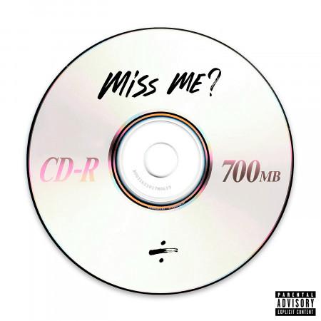 Miss Me? 專輯封面