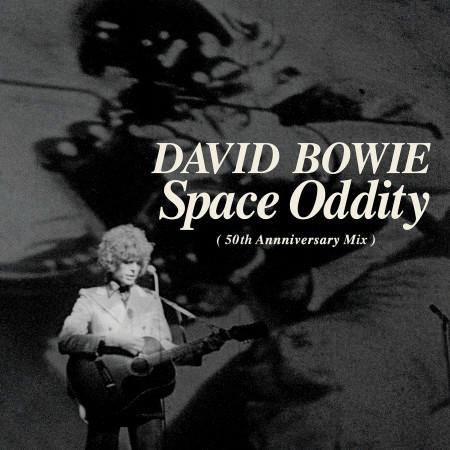 Space Oddity (2019 Mix) 專輯封面