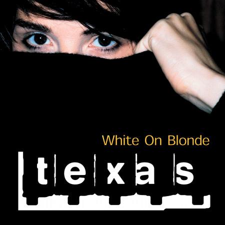 White On Blonde 專輯封面