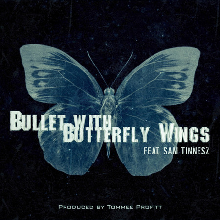 Bullet With Butterfly Wings 專輯封面
