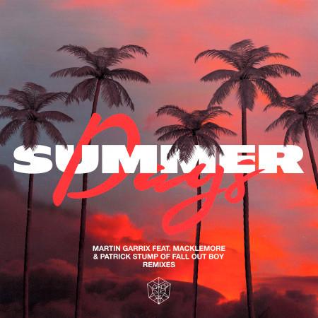 Summer Days (feat. Macklemore & Patrick Stump of Fall Out Boy) (Remixes) 專輯封面