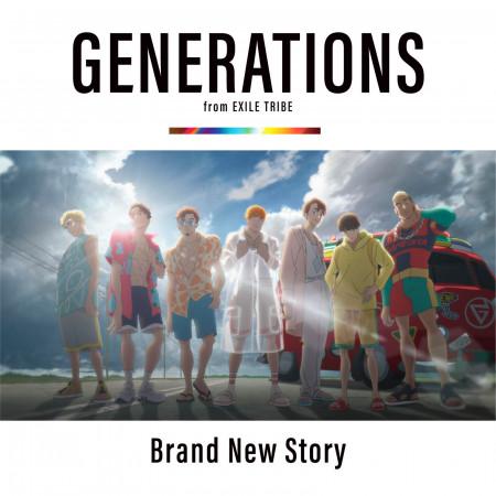 Brand New Story 專輯封面