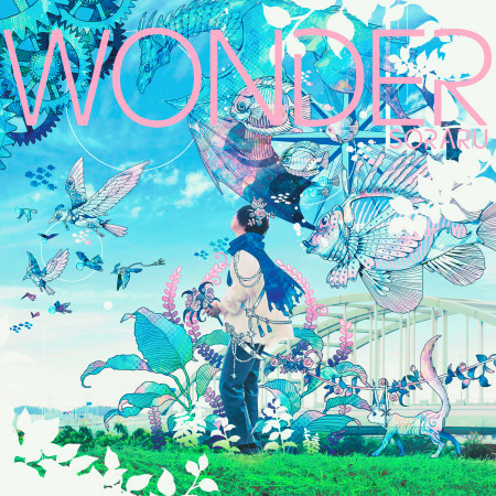 Wonder 專輯封面