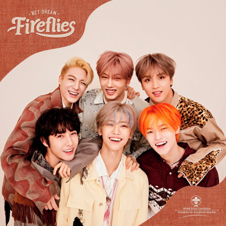 Fireflies - THE OFFICIAL SONG OF THE WORLD SCOUT FOUNDATION 專輯封面