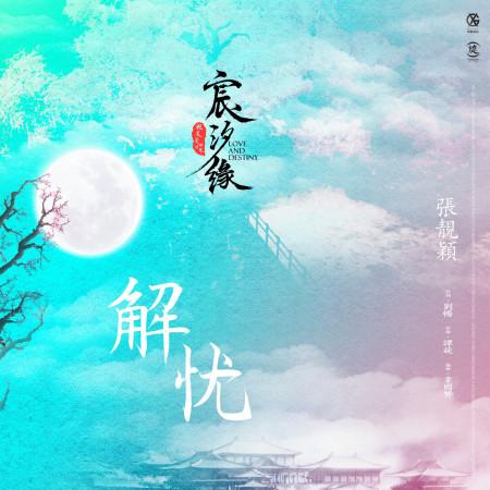解憂-電視劇《宸汐緣》女主情感主題曲 專輯封面