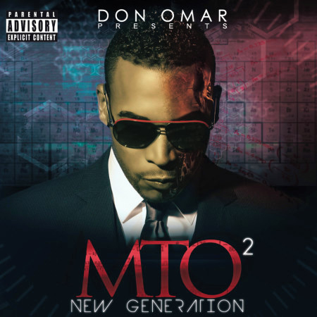 Don Omar Presents MTO2: New Generation 專輯封面