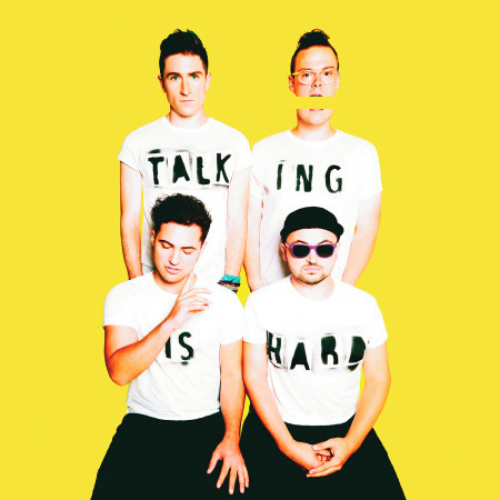 TALKING IS HARD (Expanded Edition) 專輯封面