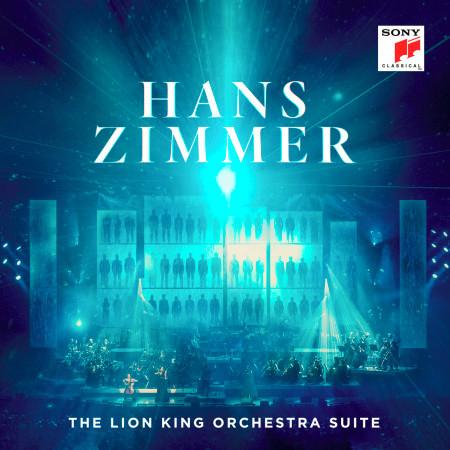The Lion King Orchestra Suite (Live) 專輯封面