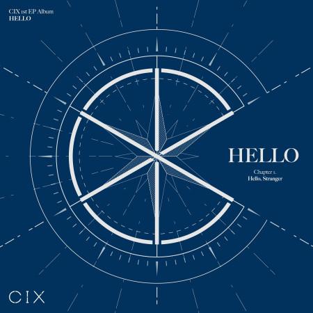 HELLO Chapter 1: Hello, Stranger 專輯封面