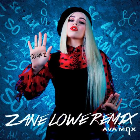 So Am I (Zane Lowe Remix) 專輯封面