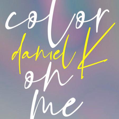 color on me 專輯封面
