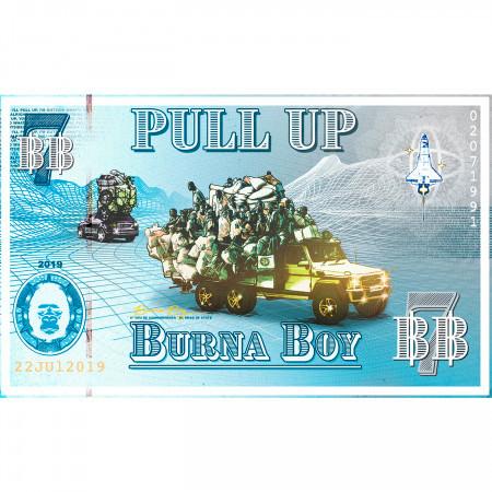 Pull Up 專輯封面
