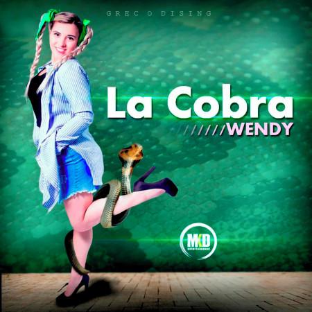 La Cobra 專輯封面