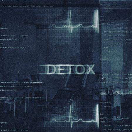 Detox 專輯封面